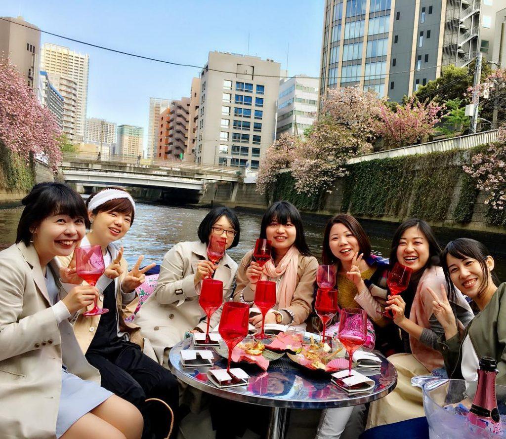 フィンガーフードで楽しむ女子会