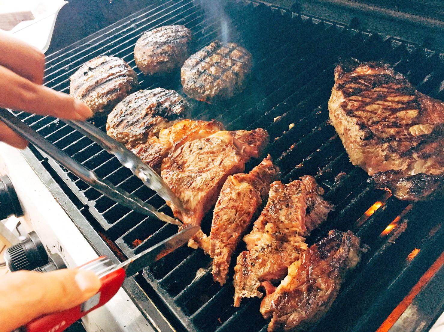 コロナ対策ができているバーベキュー会場BBQ