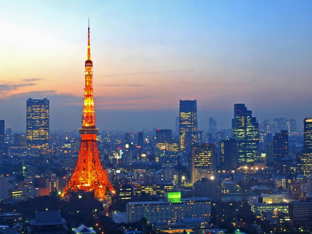 1.東京タワー お台場近郊コース