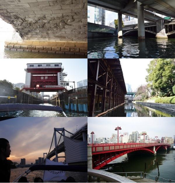日本橋クルージング写真