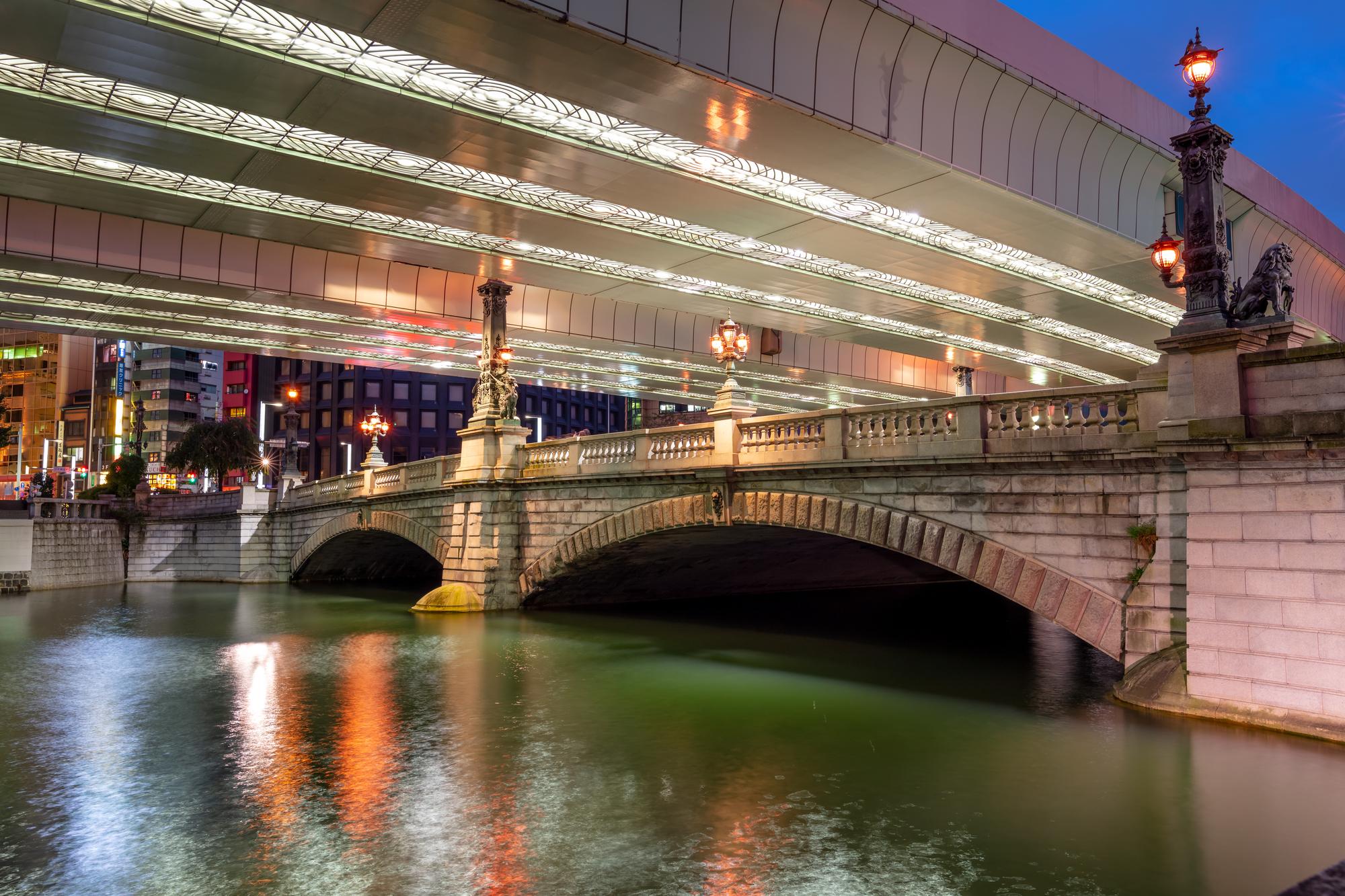 日本橋の景観