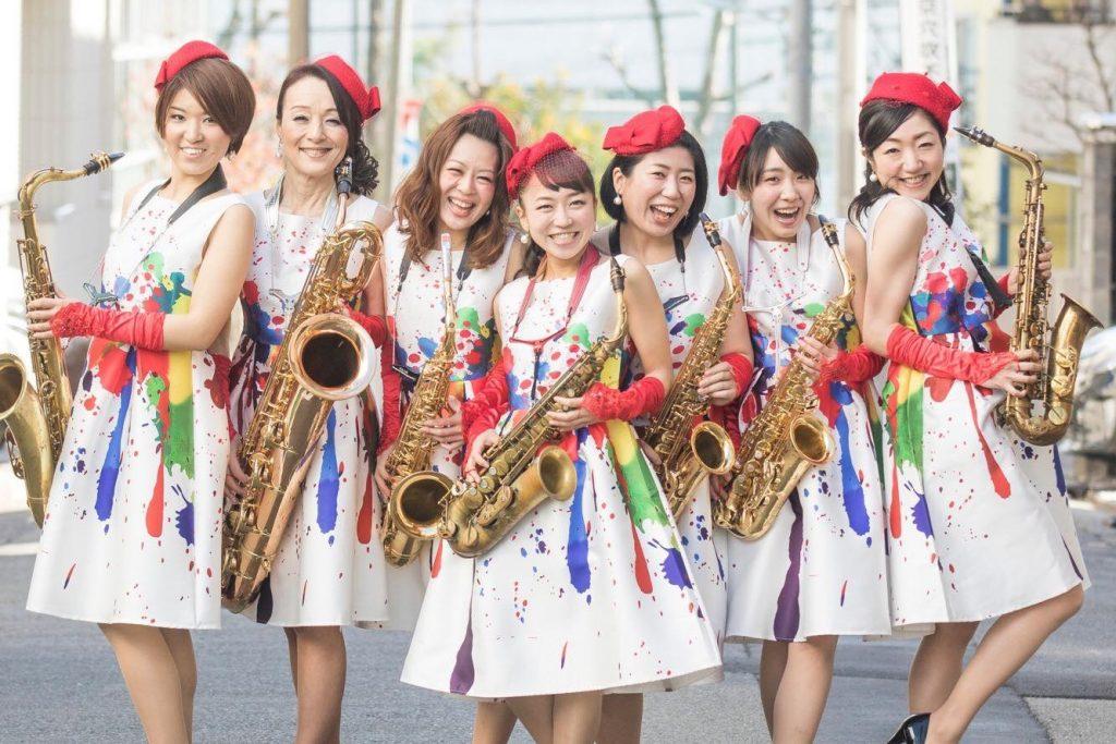 女性JAZZグループ生演奏