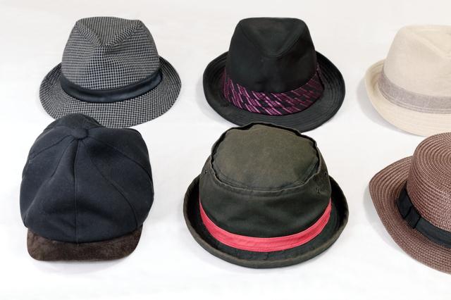 ハットやハンチングなどの帽子