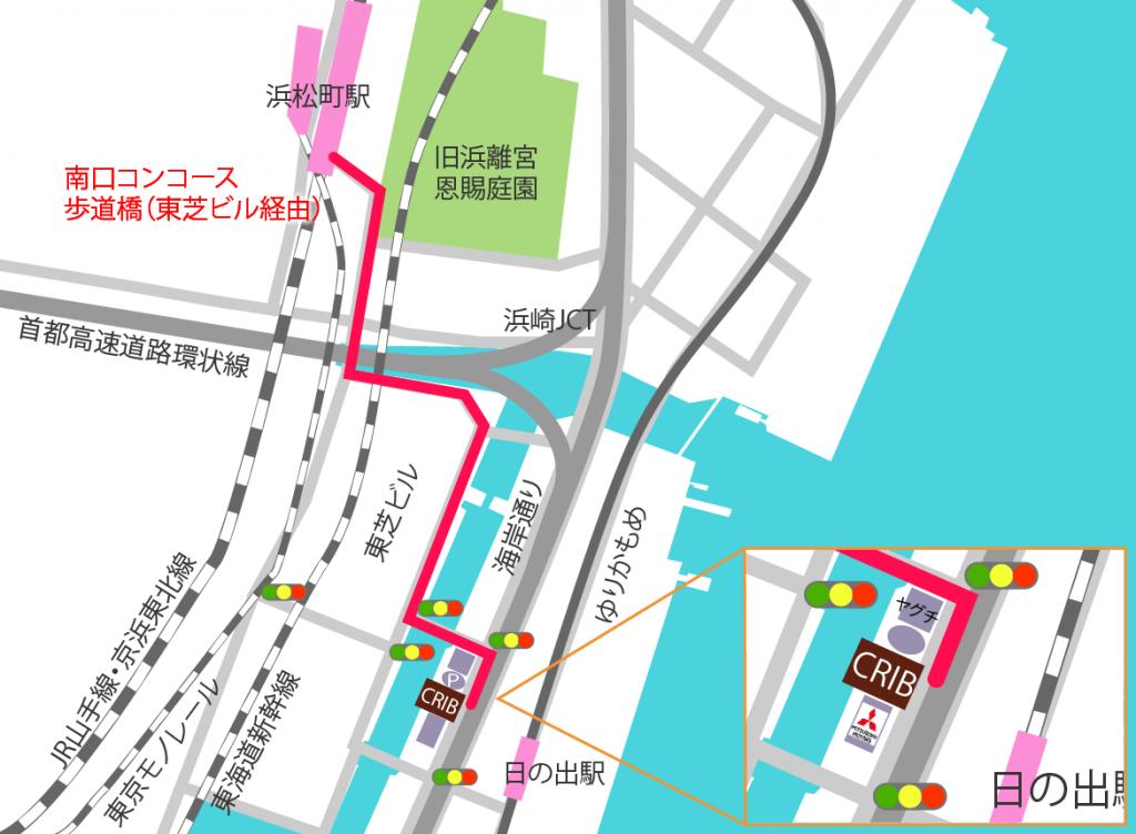 CRIB地図◇
