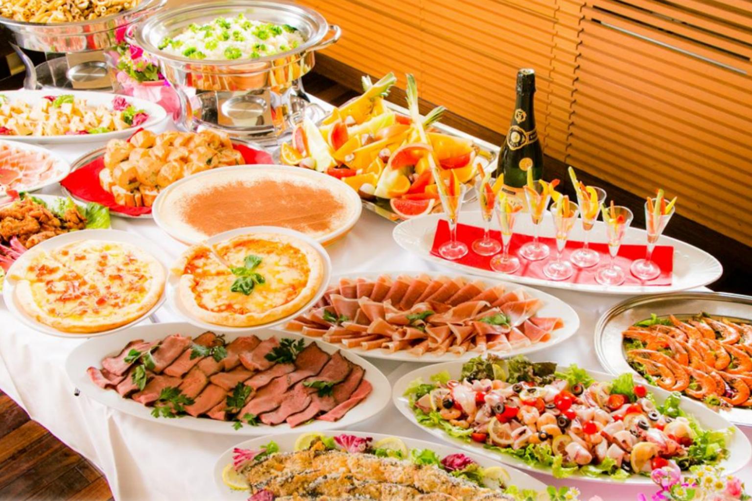 anniversary-buffet